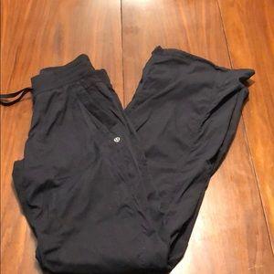 Light weight full length Lululemon pants